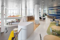 Unilever Brand Hub Europe by Fokkema & Partners