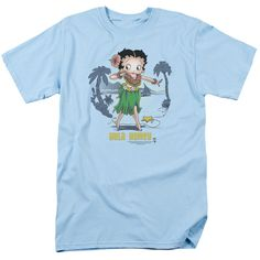 Betty Boop: Hula Honey T-Shirt