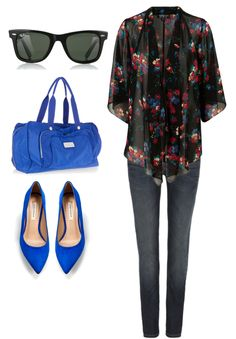 Love this outfit for fall or spring!