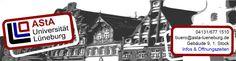 Und wenn Lüneburg doch einmal zu klein wird, ist Hamburg, die zweitgrößte Stadt Deutschlands, mit dem Semesterticket kostenlos nur eine halbstündige Zugfahrt entfernt.