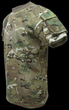 MULTICAM TPS (TACTICAL POCKET T-SHIRT)   MULTICAM GEAR   Tactical Gear