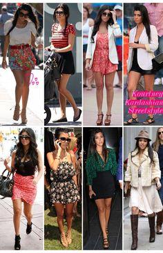 Kourtney Kardashian: I LOVE her and her style
