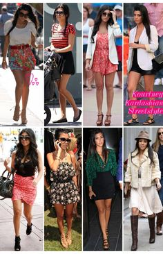 Estilo: Kourtney Kardashian | Fashionismo | Thereza Chammas