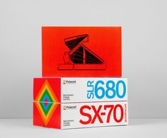 The spirit of '77, reimagined for 2017 – Polaroid Originals Refurbished Packaging