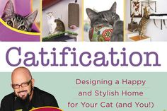 Jackson Galaxy and Kate Benjamin show you how to include your cat when planning or rearranging the décor.