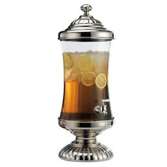 Godinger Silver Art Co Chapel Hill Beverage Dispenser