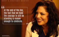 14 quotes from greys anatomy to remind you why life isnt Frases Greys Anatomy, Best Grey's Anatomy Quotes, Greys Anatomy Callie, Grays Anatomy, Yearbook Quotes, Senior Quotes, S Quote, Movie Quotes, Funny Quotes