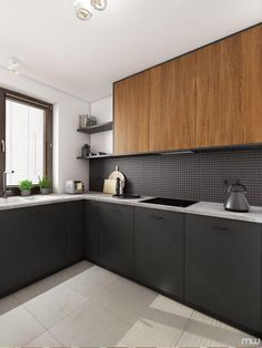 These minimalist kitchens manage to incorporate the necessary appliances and seating while.