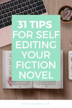 The self-editing phase is a good bet. But what are the key things you need to focus on? Try this checklist, but know there are many things you'll need to do twice! Editing Writing, Writing Advice, Writing Resources, Writing A Book, Writers Notebook, Writers Write, Fiction Novels, Fiction Writing, Outlining A Novel