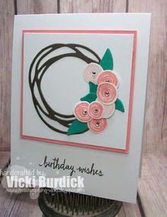 Swirly Birthday Wishes | It's a Stamp Thing | Bloglovin'