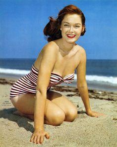 1950's #vintage #swimwear