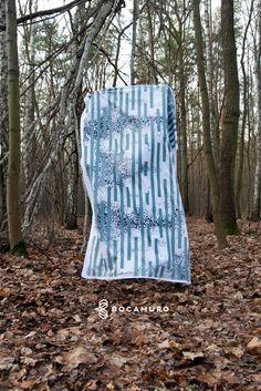 Modern textile pattern by Bocamuro #pattern #textiledesign #bocamuro
