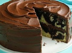 Marble Cake Gluten Free Marble Cake by Pillsbury - Replace diary with your favorite dairy subs.Gluten Free Marble Cake by Pillsbury - Replace diary with your favorite dairy subs. Best Gluten Free Desserts, Gluten Free Cakes, Gluten Free Baking, Gluten Free Recipes, Gf Recipes, Delicious Recipes, Baking Recipes, Easy Recipes, Healthy Recipes