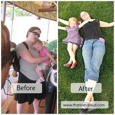 Amazing weight loss success story!