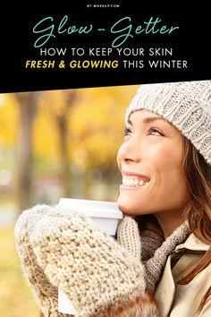 Keeping your skin in tip-top shape this winter  #tips #beautyinthebag #winterskin #skintips