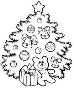 Collections Of Cute Christmas Coloring Pages Easy DIY
