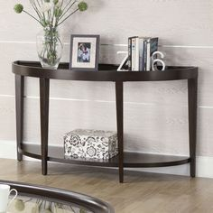 I pinned this Putnam Sofa Table from the Living Room Under $400 event at Joss and Main!