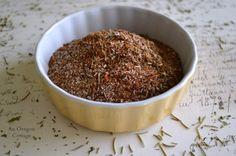 Mediterranean Spice Rub - An Oregon Cottage