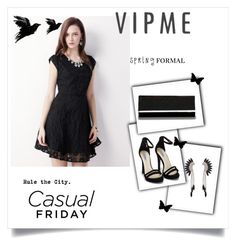 """""""*Vipme.com 2...*"""" by lejlaaganovic ❤ liked on Polyvore featuring Nly Shoes and vipme"""