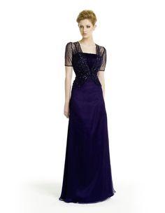 glamorous Sheath / Column Strapless Floor-length Ruching Prom Dress 2014 Style - Dolcedress.com