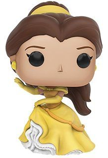 Funko - 221 - Pop - Disney - Princesses - Belle