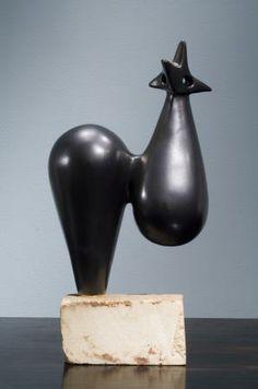 Georges Jouve Sculpture, 1952