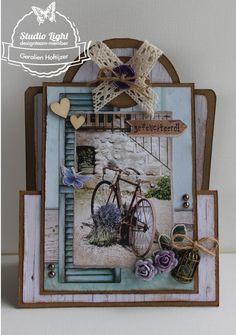 Crea blog van Studiolight / Mijn Hobbykaart. Voor creative ideeën