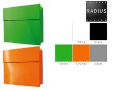 Another modern mailbox. boxdesignusa.com