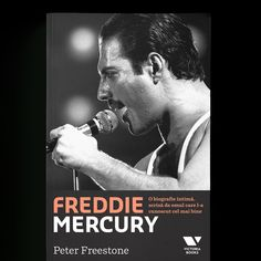 #freddiemercury #biography #victoriabooks #editurapublica Freddie Mercury, Victoria, Books, Movies, Movie Posters, Biography, Libros, Film Poster, Films
