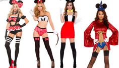 This Year's Trashiest Store-Bought Halloween Costumes There are a ton to choose from!