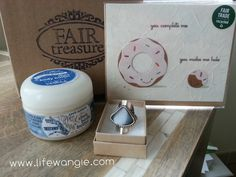 Fair Treasure Review February 2014 from Life With Angie (Angie Kritenbrink)