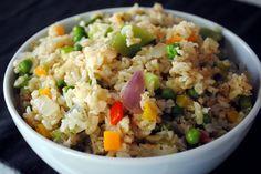 #glutenfree Veggie Fried Rice