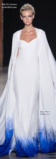 Tony Ward Couture Fall 2015-16