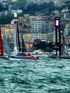 America's Cup, Naples, Italy