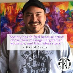 """Society has shifted because artists chose their message, targeted an audience, and their ideas stuck."" from the book Super Artist by David Carus    #art #arte #artistic #artwork #artists #artplanet #artistsrunthisplanet #create #creative #creativity #draw #drawing #drawings #illustration #paint #painting #sketch #communicate #davidcarus #inspiration #motivation #upliftmankind #positivity #… Drawing S, The Creator, Creativity, Take That, Sketch, David, Positivity, Messages, Artists"