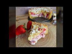 La Torta sbriciolata con fragole e ricotta è quello che si dice il dolce perfetto! una torta così buona preparata in casa difficilmente l'avete mangiata
