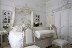 gustavian style bedroom - Google Search