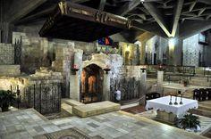 Basilica of the Annunciation   Basilica of the Annunciation. Nazareth, Israel.