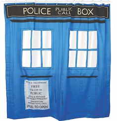 1000 images about doctor who on pinterest doctor who - Coole duschvorha nge ...