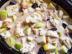 La Vie Culturelle: Vegetable Curry Crock-Pot Soup