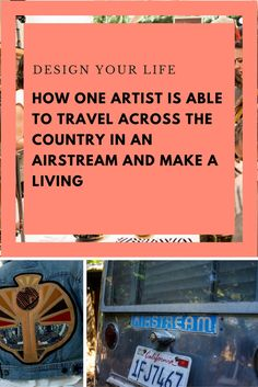 Interview with Dre McCleod on how she turned her art into a business.