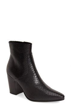 Saint Laurent Pointy Toe Ankle Boot (Women) | Nordstrom
