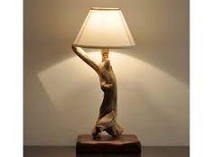 Lampade In Legno Di Mare : Eco lampada realizzata su una vecchia tavola di legno youtube