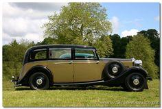 Talbot 90 Limousine 1935