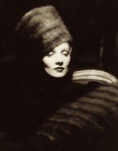 """Marlene Dietrich as Catherine the Great in Von Sternberg's expressionist masterpiece, """"The Scarlet Empress"""""""