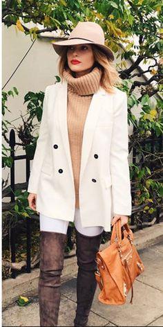 Prenez une leçon de style avec la fashionista Caroline Receveur !