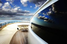 Super yacht Biscuit is a 30m creation between Filippetti Yacht and Hot Lab interior designers.
