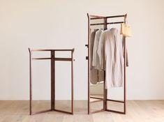 Sapgo Clothes rack by Hirashima Inc