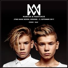 Our show in Jyske Bank Boxen, Herning in September is almost sold out already, you guys are amazing😍 See you there? Marcus Y Martinus, Twin Brothers, Ed Sheeran, Grand Prix, Box, Norway, Popular, Beautiful, Guys