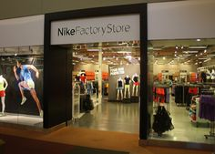 Nike is another brand with a location in the premium outlet mall!